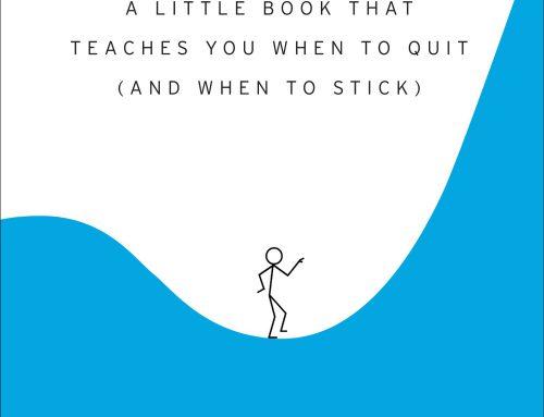 Seth Godin – The Dip