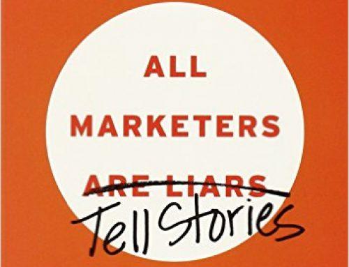 Seth Godin – All Marketers Are Liars